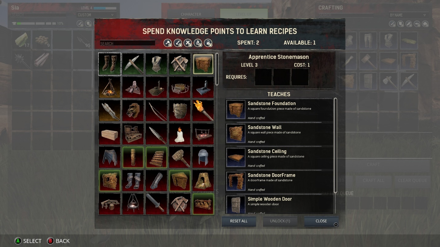 App help these are used to unlock feats that give you access to crafting recipes each exile has a limited amount of feats they forumfinder Image collections
