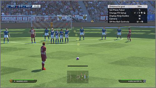 PES2015/Pro Evolution Soccer 2015 Online Manual