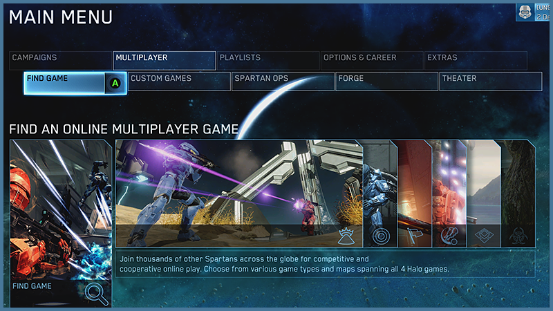Halo 3 matchmaking vers le bas